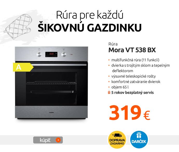 Rúra Mora VT 538 BX