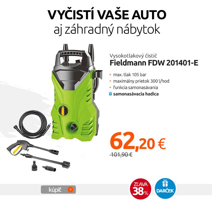 Vysokotlakový čistič Fieldmann FDW 201401-E