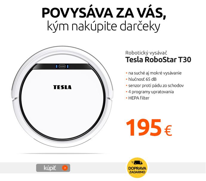 Robotický vysávač Tesla RoboStar T30