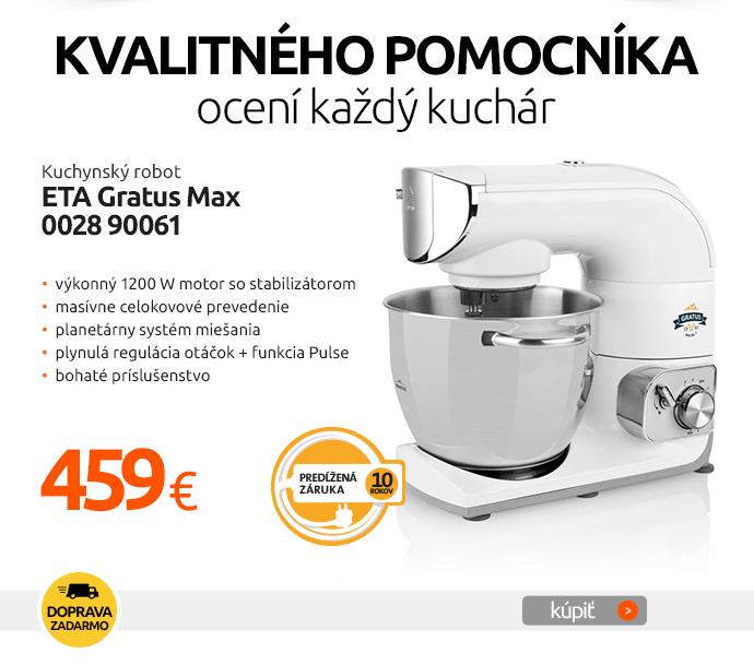 Kuchynský robot ETA Gratus Max 0028 90061