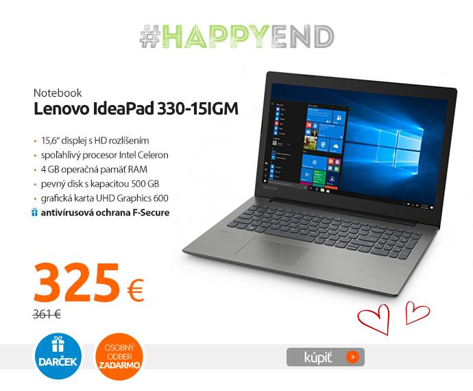 Notebook Lenovo IdeaPad 330-15IGM