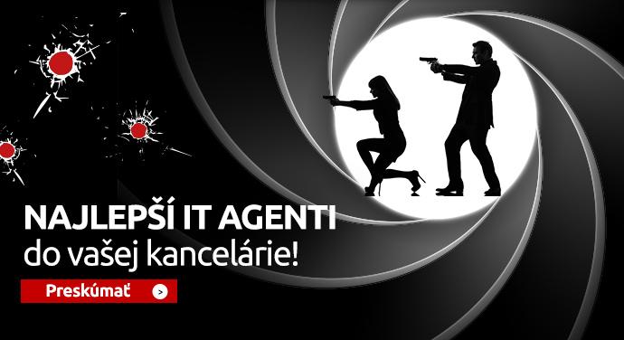 Najlepší IT agenti do vašej kancelárie!