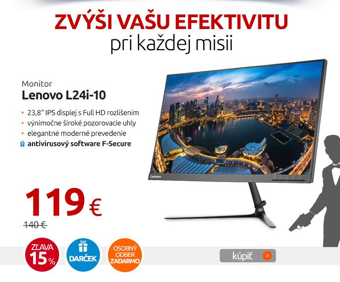 Monitor Lenovo L24i-10