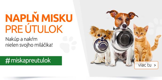 Miska pre útulok - cover