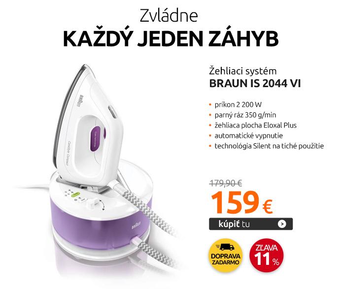 Žehliaci systém Braun IS 2044 VI