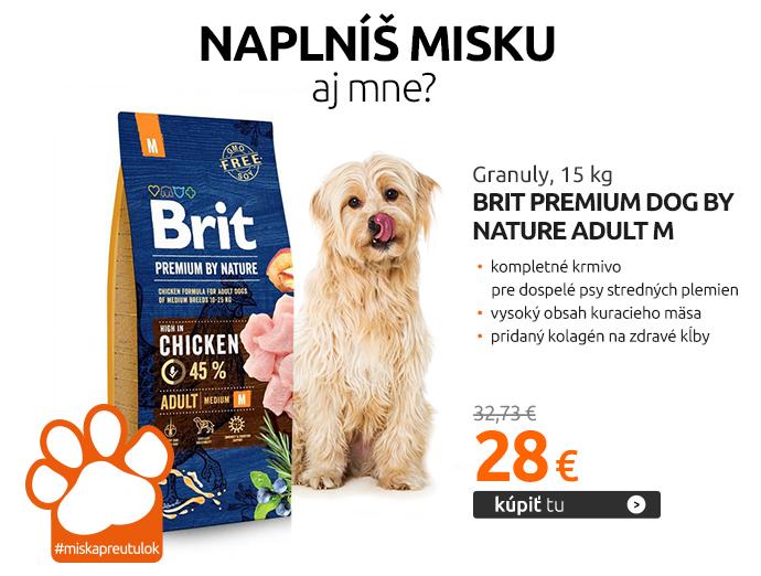 Granuly Brit Premium Dog by Nature Adult 15 kg