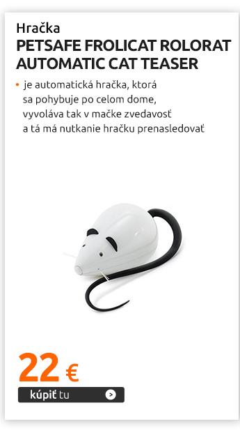Hračka PetSafe FroliCat ROLORAT Automatic Cat Teaser