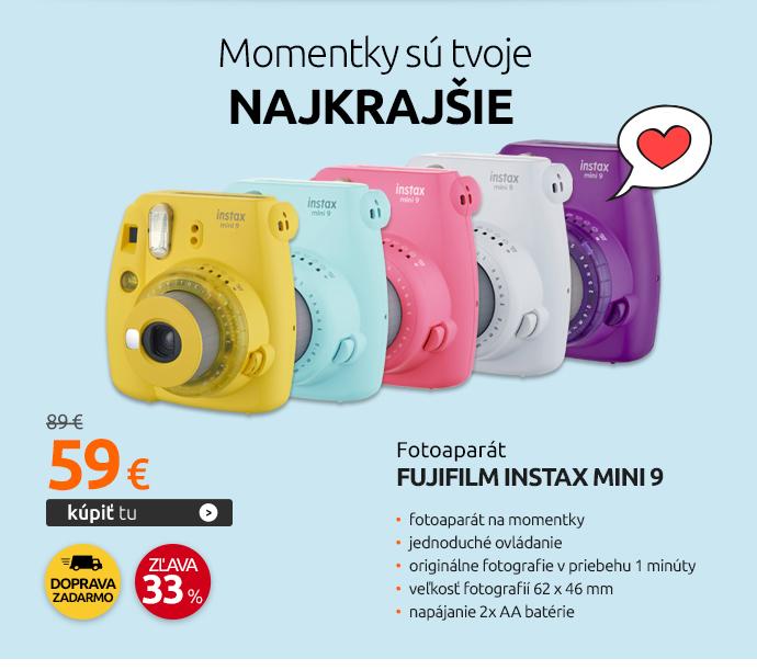 Fotoaparát Fujifilm Instax mini 9