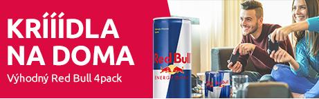 Red Bull - krííídla na doma