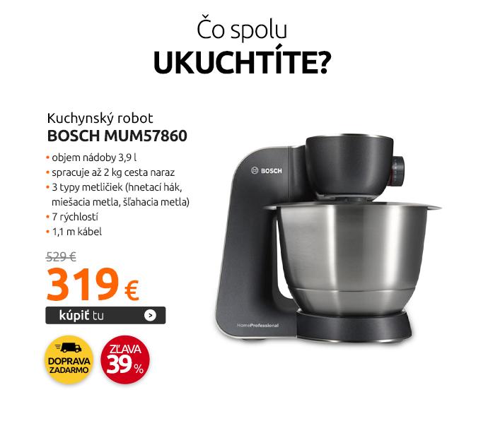 Kuchynský robot Bosch MUM57860