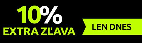 EXTRA ZĽAVA 10 %