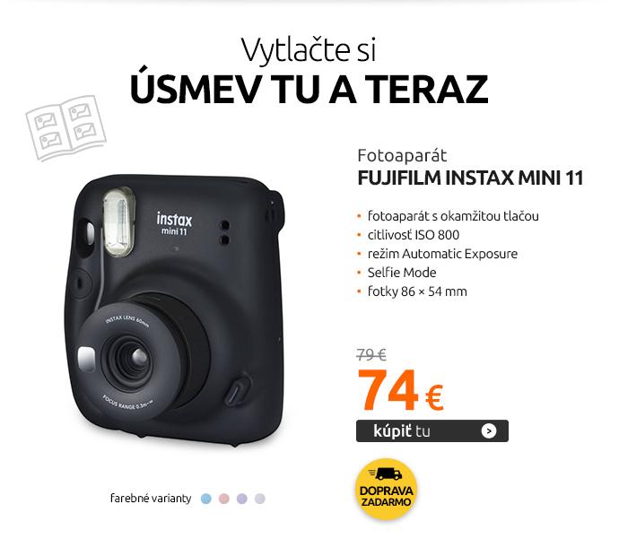 Fotoaparát Fujifilm Instax mini 11