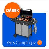 Grily Campingaz s dárkem