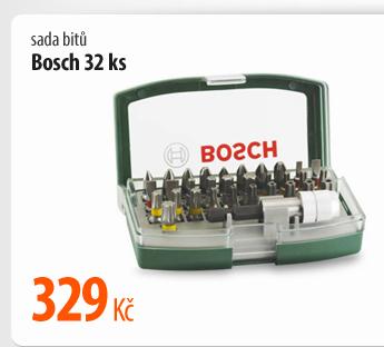 Sada bitů Bosch 32 ks