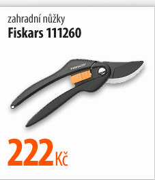 Zahradní nůžky Fiskars 111260