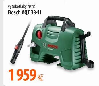 Vysokotlaký čistič Bosch AQT 33-11