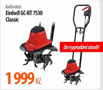 Kultivátor Einhell GC-RT 7530 Classic