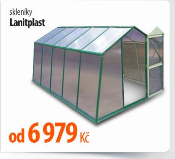 Skleníky Lanitplast od 6979,-