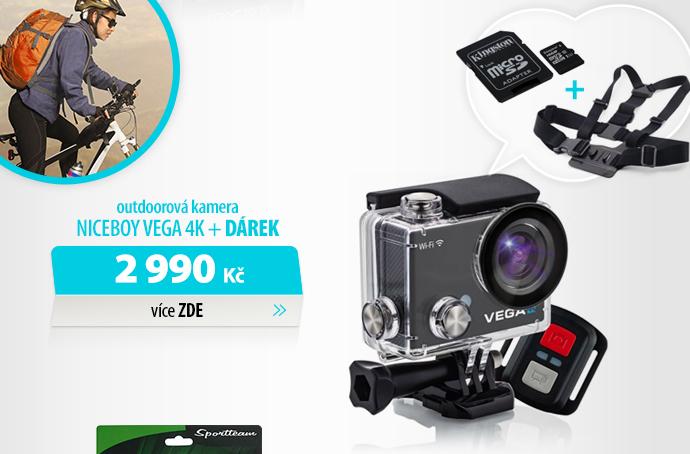 Outdoorová kamera Niceboy VEGA 4K