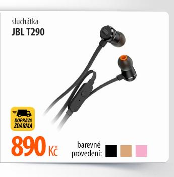Sluchátka JBL T290