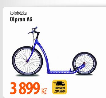Koloběžka Olpran A6