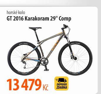 "Horské kolo GT 2016 Karakoram 29"" Comp"