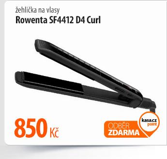 Žehlička na vlasy Rowenta SF4412 D4 Curl