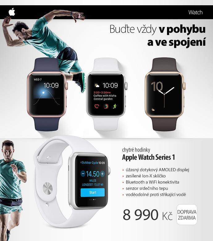 Chytré hodinky Apple Watch Series 1
