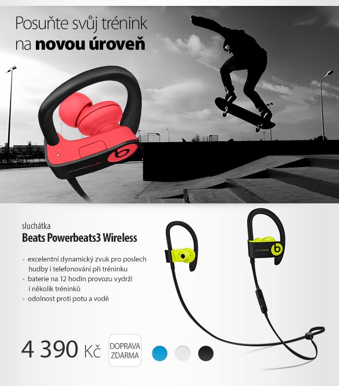 Sluchátka Beats Powerbeats3 Wireless