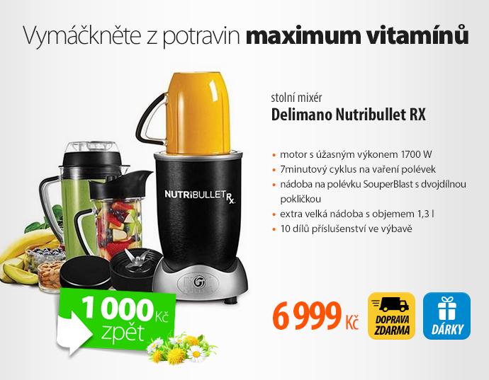 Stolní mixér Delimano Nutribullet RX