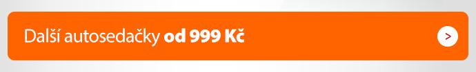 další autosedačky od 999 Kč