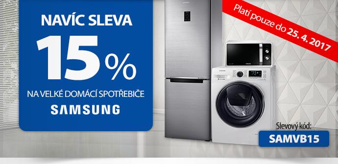 Samsung VB -15 %