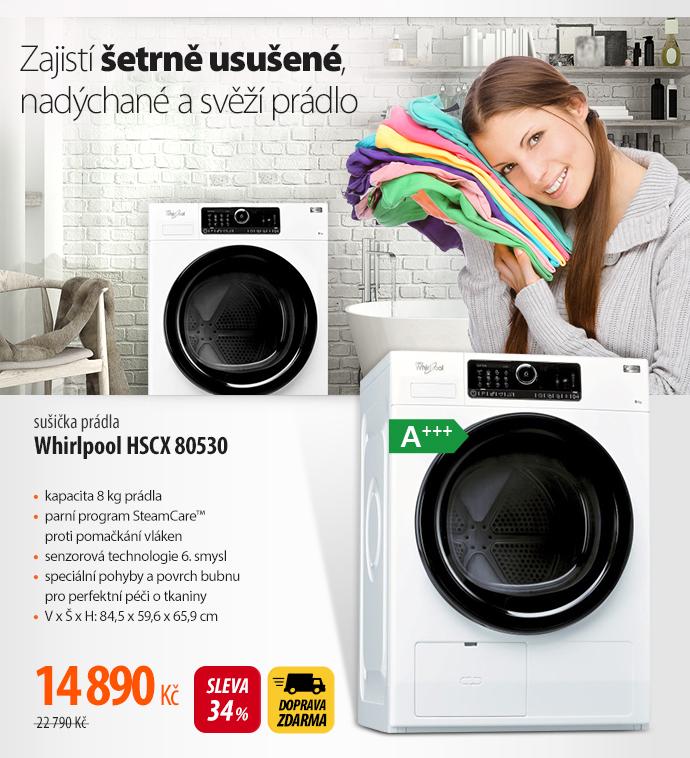 Sušička prádla Whirlpool HSCX 80530