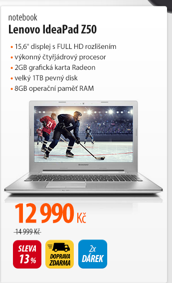 Notebook Lenovo IdeaPad Z50