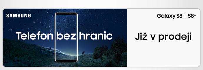 Samsung S8 již v prodeji!
