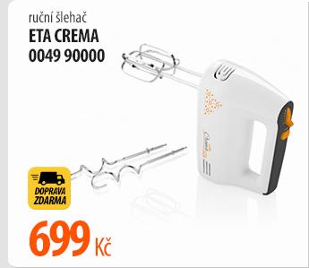 Ruční šlehač ETA CREMA 0049 90000
