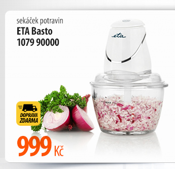 Sekáček potravin ETA Basto 1079 90000