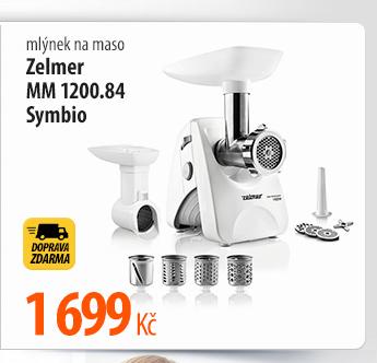 Mlýnek na maso Zelmer MM 1200.84 Symbio