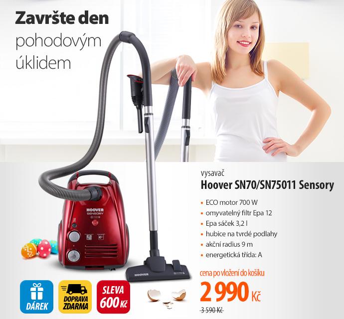 Vysavač Hoover SN70/SN75011 Sensory