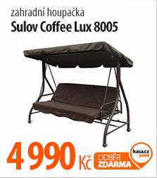 Zahradní houpačka Sulov Coffee Lux 8005