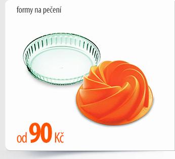 Formy na pečení od 90 Kč