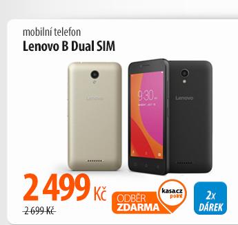 Mobilní telefon Lenovo B