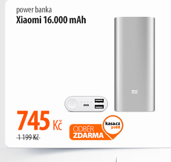 Power Bank Xiaomi 16.000 mAh