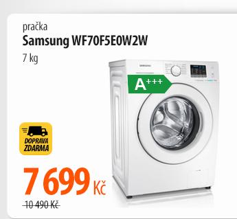 Pračka Samsung WF70F5E0W2W