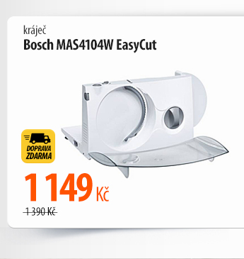 Kráječ Bosch MAS4104W EasyCut