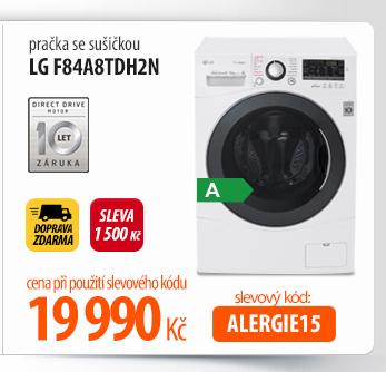 Pračka se sušičkou LG F84A8TDH2N