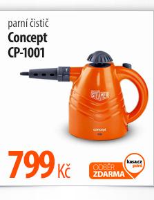 Parní čistič Concept CP-1001