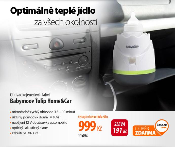 Ohřívač kojeneckých lahví Babymoov Tulip Home&Car