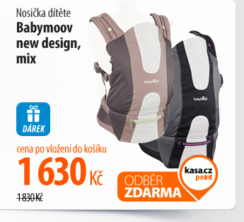 Nosička dítěte Babymoov new design, mix