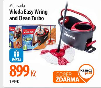 Mop sada Vileda Easy Wring and Clean Turbo